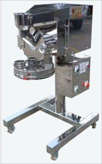 RT-30HS Stainless Steel Horizontal High Speed Pulverizing Machine