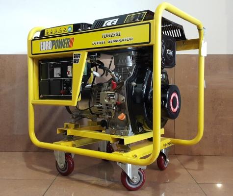 EuroX Europower TDH2501 2KVA Diesel Generator ID889468