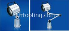 NHT Series Halogen Spot Lights Work Light Waterproof Light