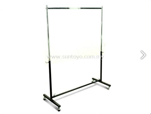 1017 Single Square Fashion Stand
