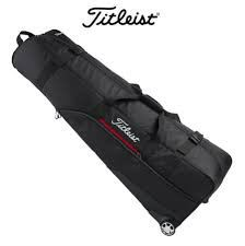 Titleist Golf Small Wheeled Travel Cover