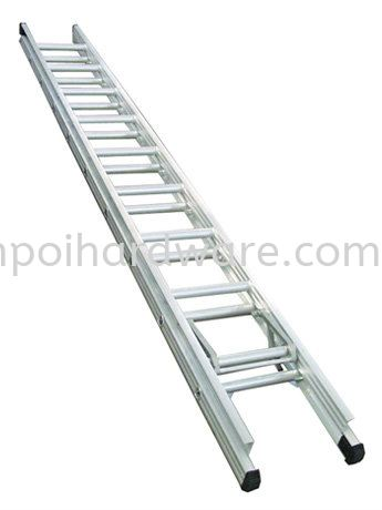 Aluminium Double Extension Ladder Ladders