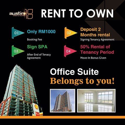 Rent To Own (Limited Units)