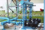 Metal Piping System Industrial Piping System