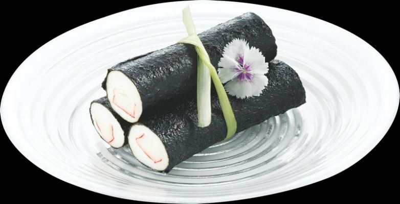 Crabstick Seaweed Roll з���ϲ˾�