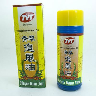 TYT MYK Daun 100ML NO.1