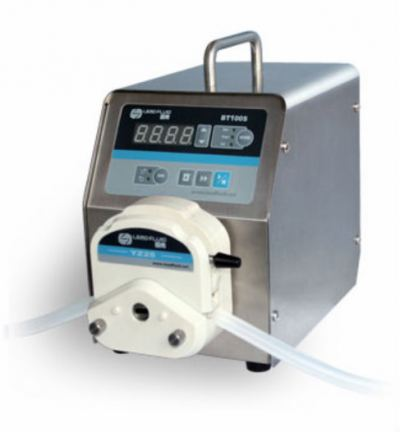 BF-100s peristaltic pump liquid paste filling machine