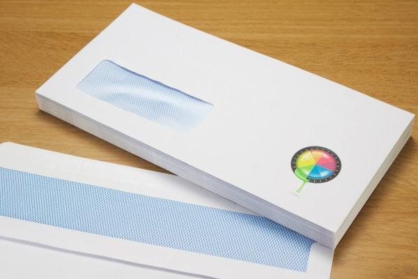 Envelope windows 9 x 4 wallet