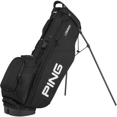 Ping 4 Series Carry Golf Bag (2016) Color:Black