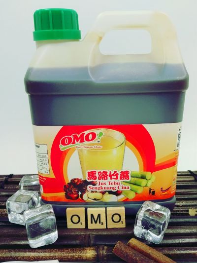 C007 - Water Chestnut & Sugar Cane 马蹄竹蔗 2L