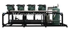 Machine Bases Steel Fabrication Custom Made Metal Product