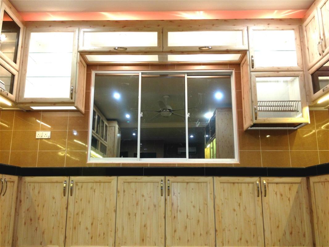 Aluminium Kitchen Cabinet Shah Alam