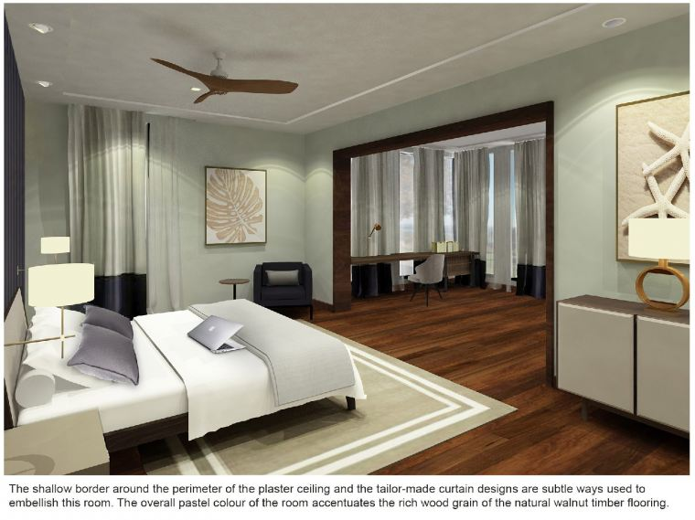 Bedroom Interior Design Residential