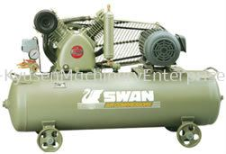 Swan Air Compressor 12 Bar, 3HP