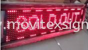 The LED mobile information system is suitable for restaurants, hotels, cafes, production countdowns and more. Ability to change controls or add new information by your HP or Pc (View Video) LED Signage LED Signage and Neon Signboard