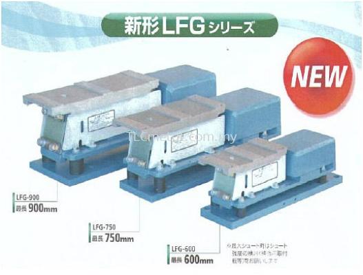 LFG Series - Rubber mount vibro-isolating type