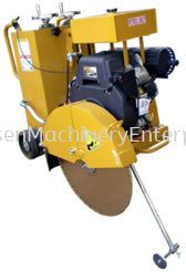 Toku Road Concrete Cutter Robin EH-65D