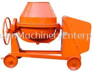 Toku Manual Fed Concrete Mixer 5HP Diesel Engine