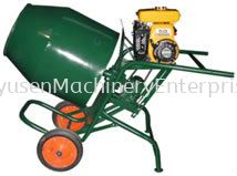 Toku Mini Concrete Mixer Electric Motor 2HP
