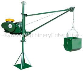 Toku Lifting Hoist Electric Motor 2HP