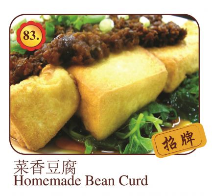 Homemade Bean Curd