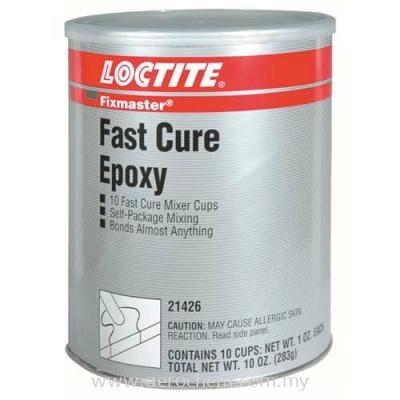 Loctite Fixmaster Fast Cure Epoxy-Mixer Cups