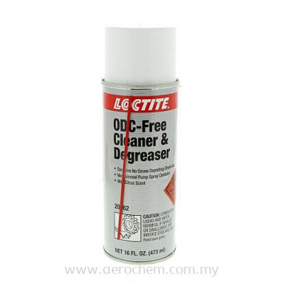 Loctite ODC-Free Cleaner & Degreaser