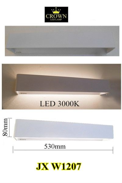 CROWN LED JXW1207 WALL LIGHT