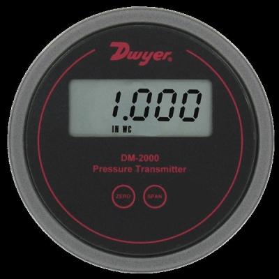 DWYER SERIES DM-2000 DIFFERENTIAL PRESSURE TRANSMITTER