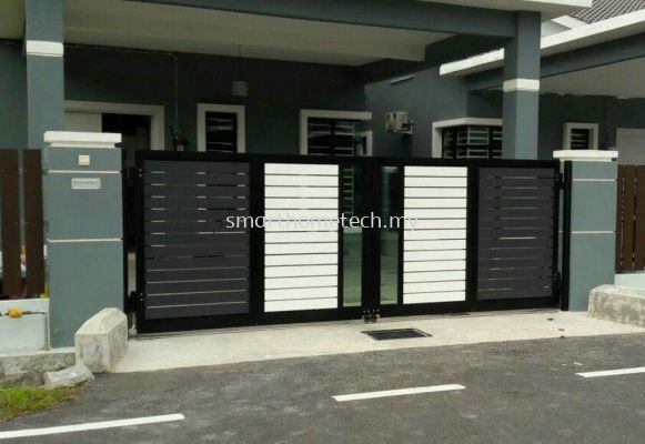Fully Aluminum Gate