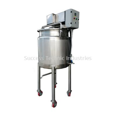 """MVHT-500 500Liter """"DYNA ROTATE"""" Double Jacketed Heating Vessel Tank ORDER CODE:551000"""