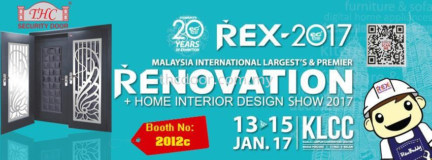 Exhibition at KLCC on 13-15 Jan 2017
