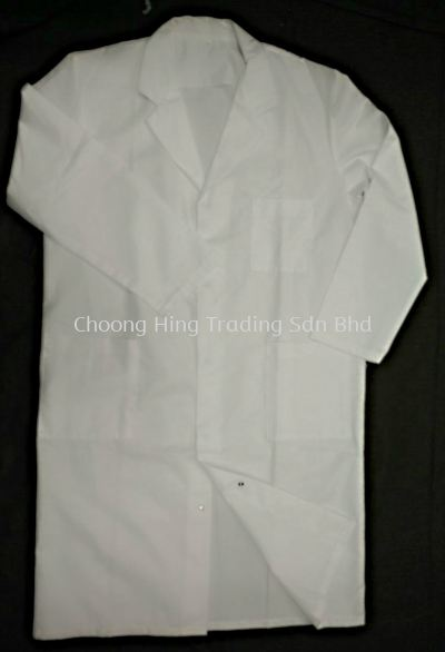 Labcoat Long Sleeve