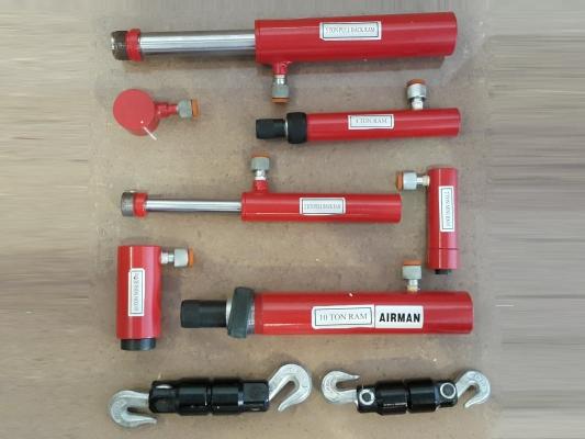 Hyd Tie Bar Tool Kit ID222792