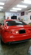 4) Audi A5 Car Tinted - ASWF Charcoal 15 Audi ASWF - Made in USA