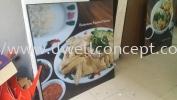chuen chicken rice poster frame at subang usj Poster Display