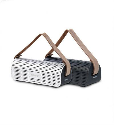 Remax H1 Bluetooth Speaker & Power Bank