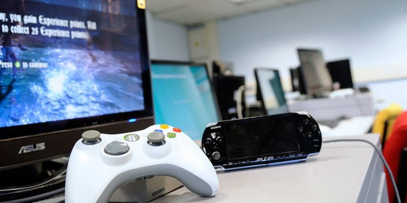 Diploma in Games Technology
