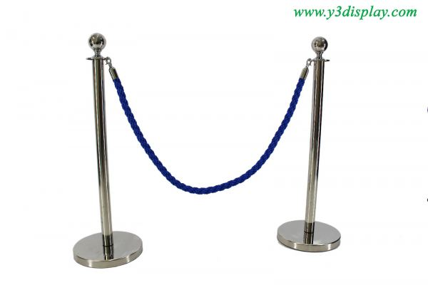 17122/17125 Q-up Stand BallHead With Rope Blue