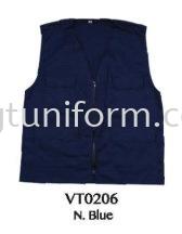 READY MADE VEST VT0206