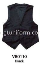 READY MADE VEST VR0110 (BLACK)