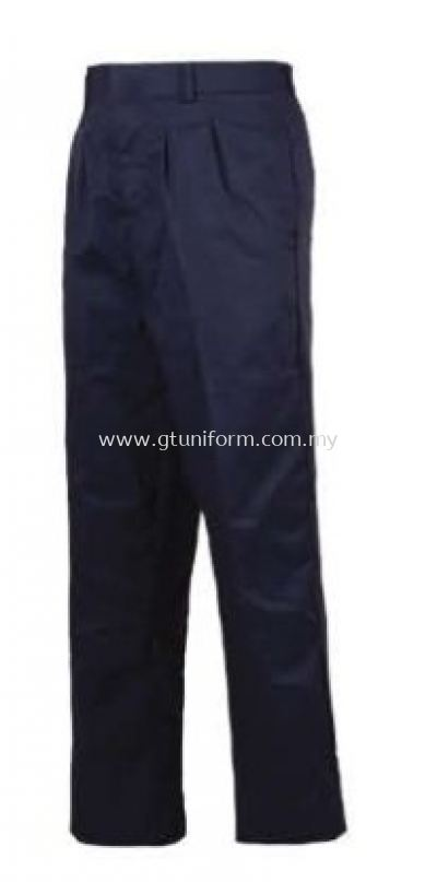 READY MADE PANTS OP06 (N.BLUE)