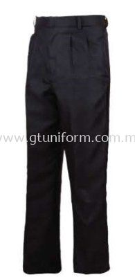 READY MADE PANTS OP10 ( BLACK)