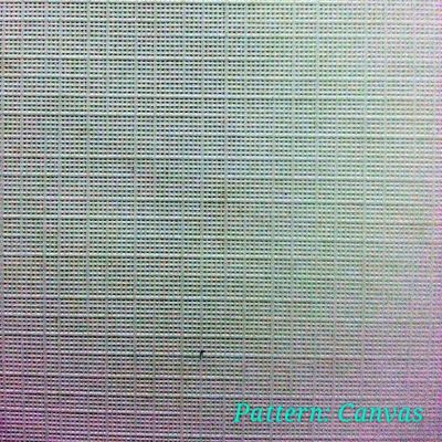 Pattern : Canvas