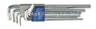 H02404 Hex Key Professional Hardware Tools