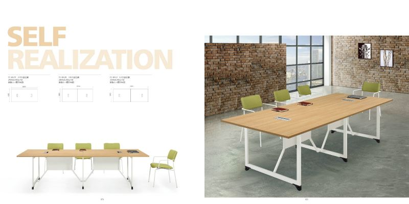 TC6524 2.4M & 3.2M Conference Table