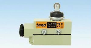 TEND TZ-6102 ENCLOSED SWITCH Malaysia Indonesia Philippines Thailand Vietnam Europe & USA