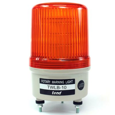 TEND TWLB-08L 80MM ROTARY LIGHT WITH AUDIBLE ALARM Malaysia Indonesia Philippines Thailand Vietnam Europe & USA