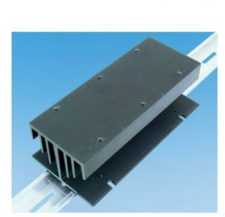 TEND TSSR02-4P DIN RAIL MOUNTED HEAT SINK 4P Malaysia Indonesia Philippines Thailand Vietnam Europe & USA