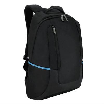 003LAP-Black (Laptop Backpack)